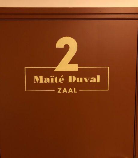 Luxor Theater Zutphen eert voormalig vaste gast Maïté Duval met eigen zaal
