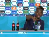 Na Ronaldo verwijdert nu ook Pogba drankje bij persmoment