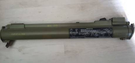 Oud-Beijerlander (43) heeft raketwerper in huis liggen