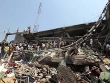 Au moins 82 morts dans l'effondrement d'un immeuble au Bangladesh