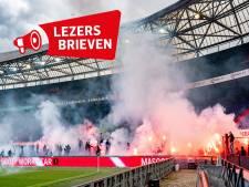Reacties op vuurwerksupporters Feyenoord: 'Dit is de tol die je als club en stadion betaalt'