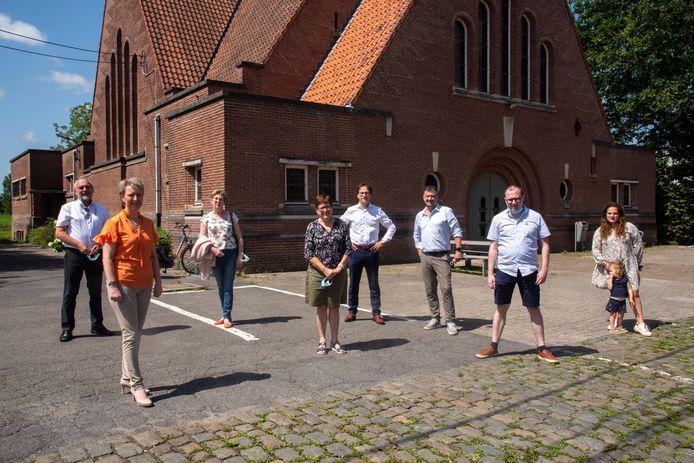 Het lokaal bestuur, vrijwilligers en het Rode Kruis gaan de acties in Oosterzele en Merelbeke coördineren.