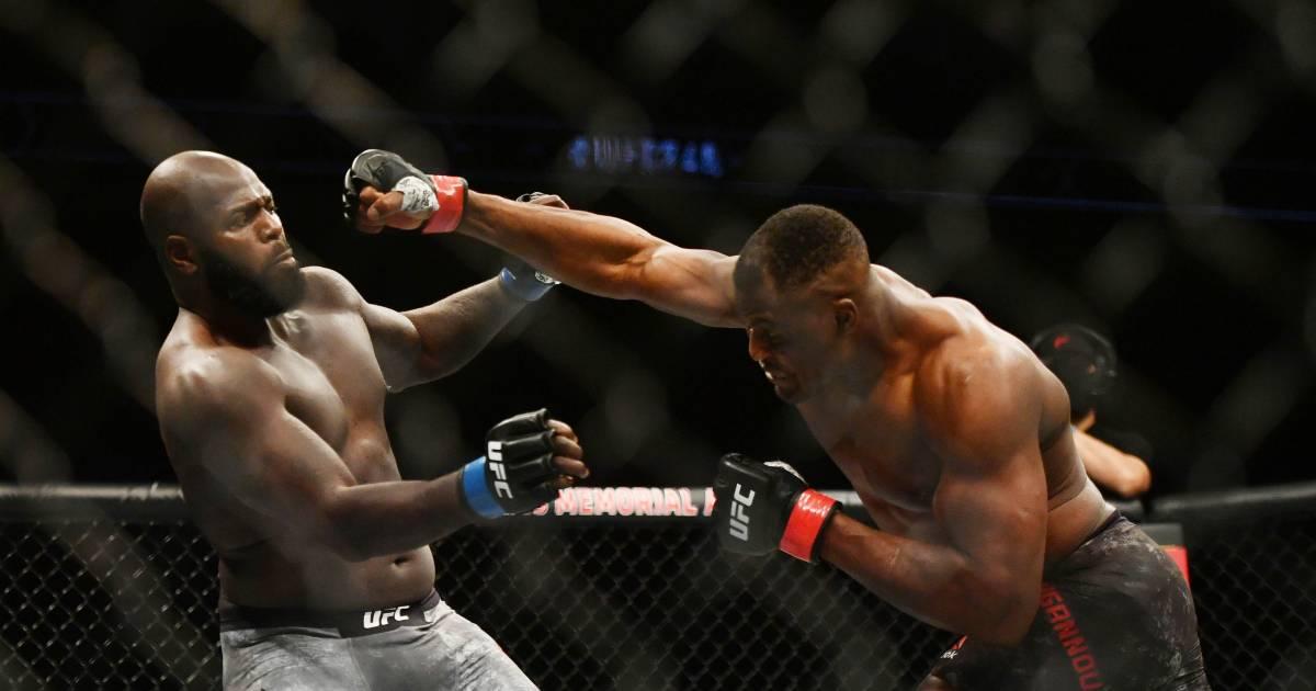 UFC'er Rozenstruik de underdog: 'Zo gaan mijn vrienden geld verdienen' - AD.nl
