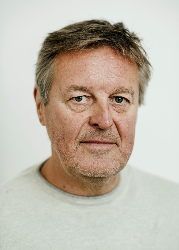 Frank Raes. Beeld Tim Coppens
