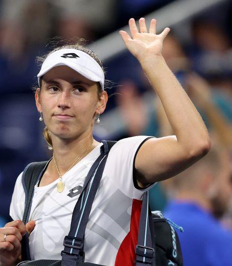 Elise Mertens se hisse dans la douleur en quarts de finale du tournoi de Luxembourg