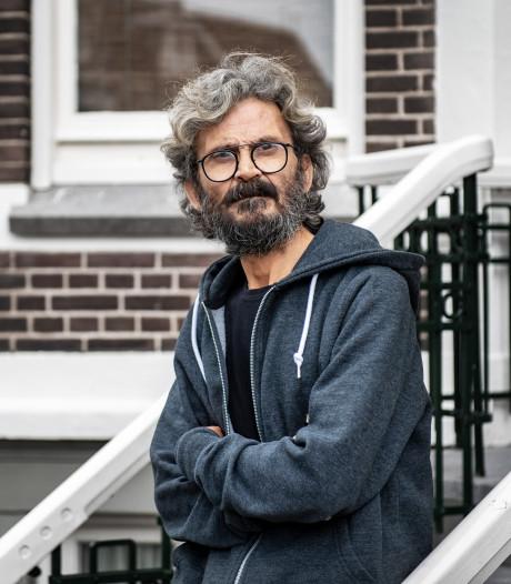 Hongerstaker in Nijmegen: 'De dood is dichtbij maar ik heb een missie'
