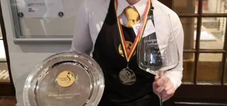 Kato van Ter Groene Poorte kroont zich tot beste 'junior maître' van het land