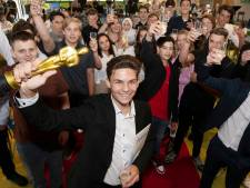 Marcel Krebaum uit Wadenoijen heeft de buit binnen: zijn diploma