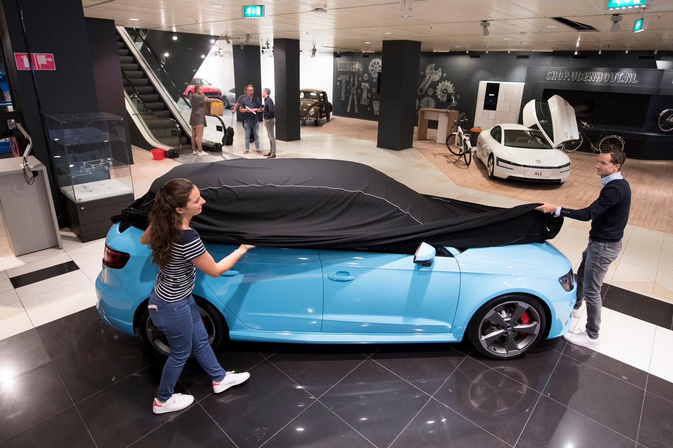 Vd Kersttrui.Noordhoek Autogroep Verkocht Van Mossel Koopt Vestiging Tilburg En