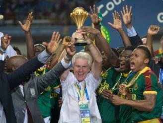 Broos mag met Kameroen Afrika vertegenwoordigen op Confederations Cup