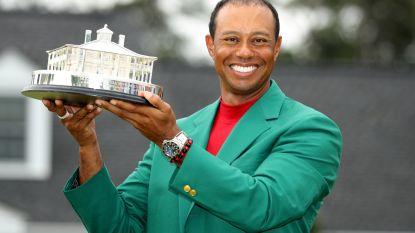 Tiger Woods terug in top-10 na heroïsche zege