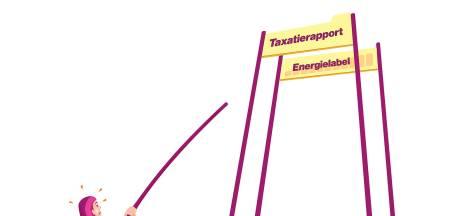 Taxatierapport woning naar verwachting honderden euro's duurder