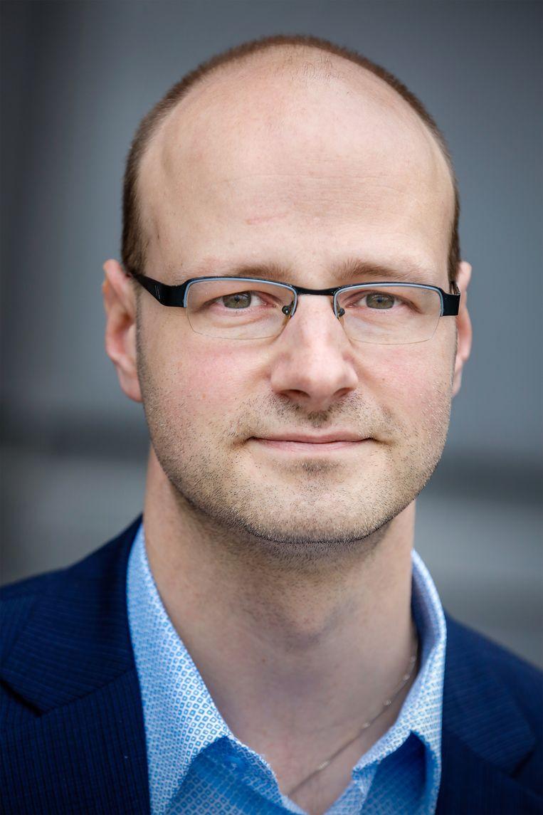 Prof. dr. Lieven Buysse. Beeld rv
