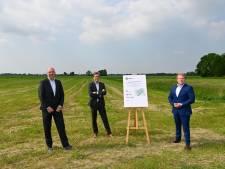 Nieuwe Meppeler woonwijk Weideblick biedt plek aan bijna 300 energiezuinige woningen