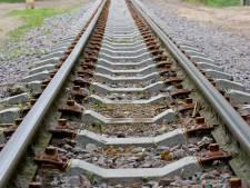 Treinverkeer tussen Bergen op Zoom en Rilland door kapotte bovenleiding enige tijd vertraagd