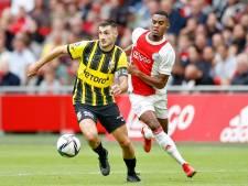 Bero vraagteken voor Vitesse tegen RKC