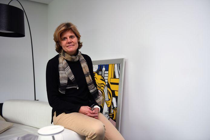 Inge Neven, hoofd van Brusselse gezondheidsinspectie.