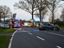 Motorrijder komt om het leven bij ongeval in de buurt van Den Ham