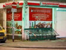 Rotterdammer (21) aangehouden voor beschieting Poolse supermarkt; eigenaar stomverbaasd: 'Ik heb met niemand problemen'