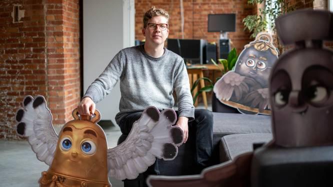 """Productiehuis Fabrique Fantastique werkt aan paasfilm en wereldwijd verkochte animatiereeks: """"Sinds Ridder Muis staan we echt op de kaart"""""""