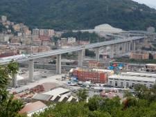 Nieuwe brug Genua in recordtijd uit de grond gestampt na brugdrama