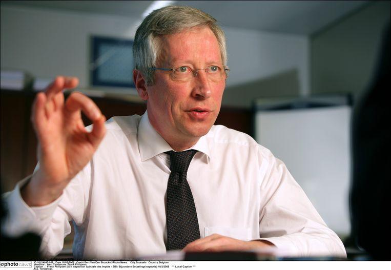 Topman Frank Philipsen zou zelf klacht hebben ingediend bij het gerecht. Beeld Photo News