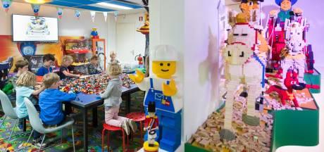 LEGO-walhalla in Wagenberg definitief dicht, bedrijf wil niet verder zonder bedenker Paul van Boekhout