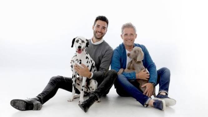 """Christoff deed zijn Ritchie een hond cadeau: """"Nu hebben we twee 'kindjes'"""""""