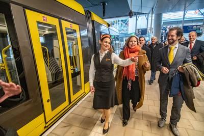 Forse tegenvaller: vernieuwen regionale tramlijn kost 21 miljoen extra én loopt vertraging op
