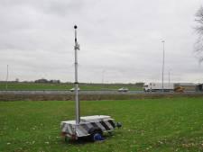 Rijkswaterstaat aan de slag met geluidsoverlast A59 Waalwijk
