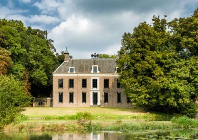 Het museum Oud Amelisweerd.