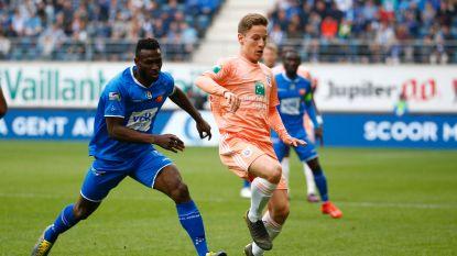LIVE. Gent ook na rust de betere ploeg: Anderlecht heeft het niet onder de markt