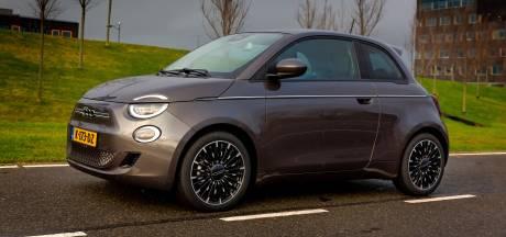 Test Fiat 500e: schattig rugzakje, maar veel te duur