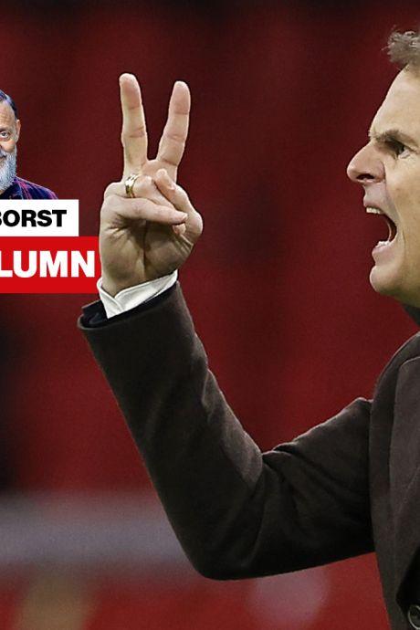 Column Hugo Borst | De Boer met wappie Weghorst, motivator Babel en supersub Robben naar het EK