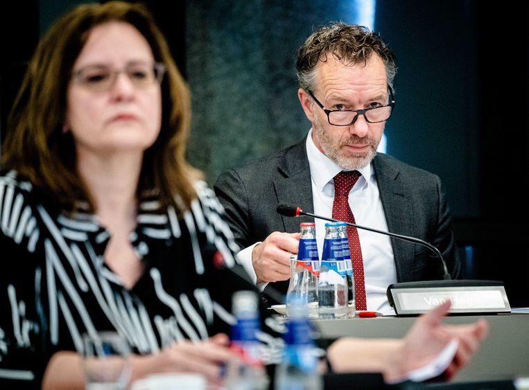 Wybren van Haga (FVD). Beeld ANP