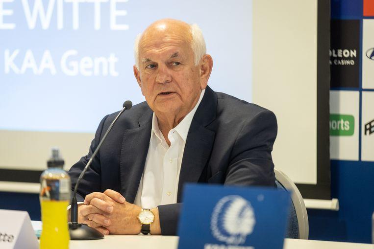 Ivan De Witte. Beeld BELGA