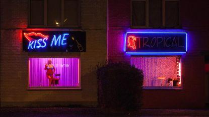 Mars tegen prostitutie aangekomen in Brussel