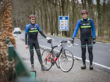 Toerfietsers Ootmarsum tekenen meteen voor fietspad bij Getelo, waar ze in de zomers hun finales rijden