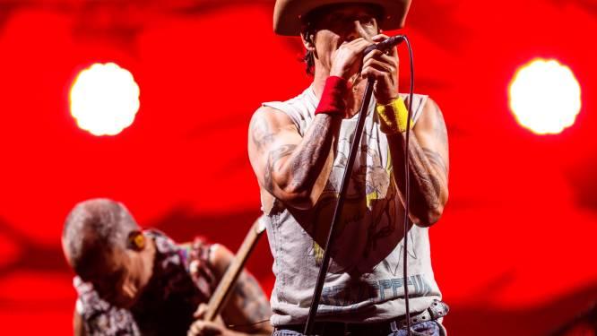 Concert Red Hot Chili Peppers in Goffertpark al na week uitverkocht