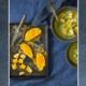 Broccoli-cheddarsoep met smeltende kaascroutons