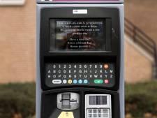 Parkeerautomaten Tilburg: geen munten en kaartjes meer