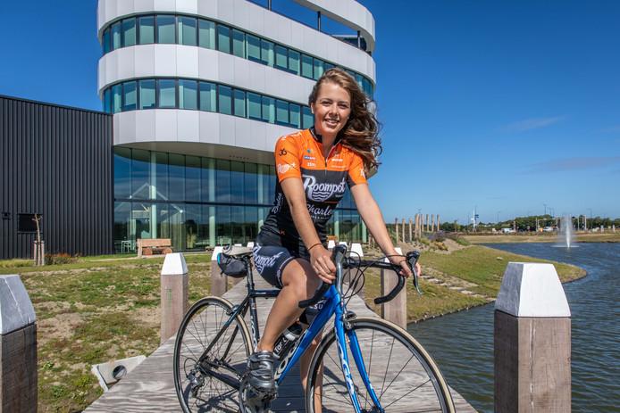 De Zeeuwse deelnemer die het meeste sponsorgeld heeft vergaard is Sophie Kouwenberg (23) uit Goes.
