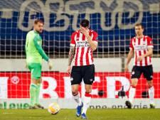 PSV is niet meer als Atlético