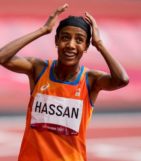 'Raar mensje' Hassan heeft deel 1 van unieke hattrick binnen: 'Als iemand dit kan, is zij het'