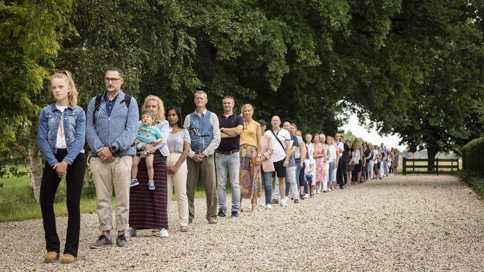 In maart bracht de EO mensen in beeld die wachten op een orgaan in 'De 100: wachten op een donor.'
