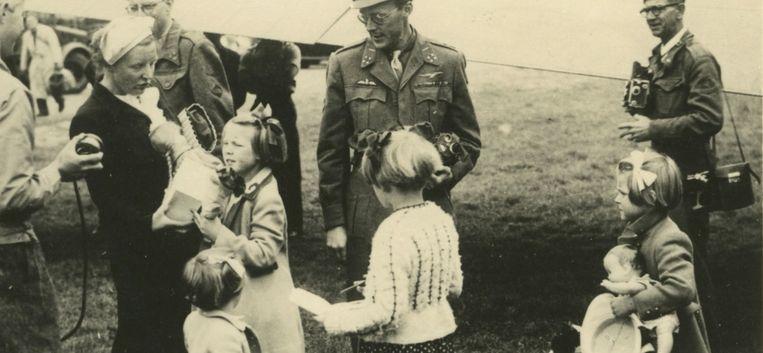 """75 jaar vrijheid: """"In Canada ervoer prinses Juliana een gevoel van intense vrijheid"""""""