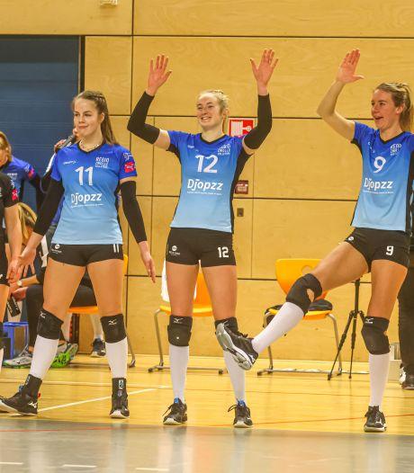Dynamo en Regio Zwolle Volleybal krijgen extra kans in bekertoernooi