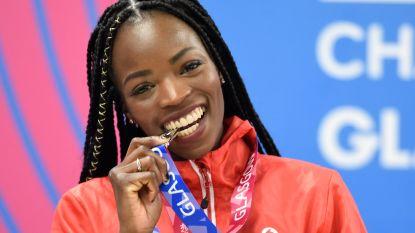 """Laatbloeier Bolingo (26) na zilver op 400 meter: """"Atletiek is me meer waard dan alle weelde in de wereld"""""""