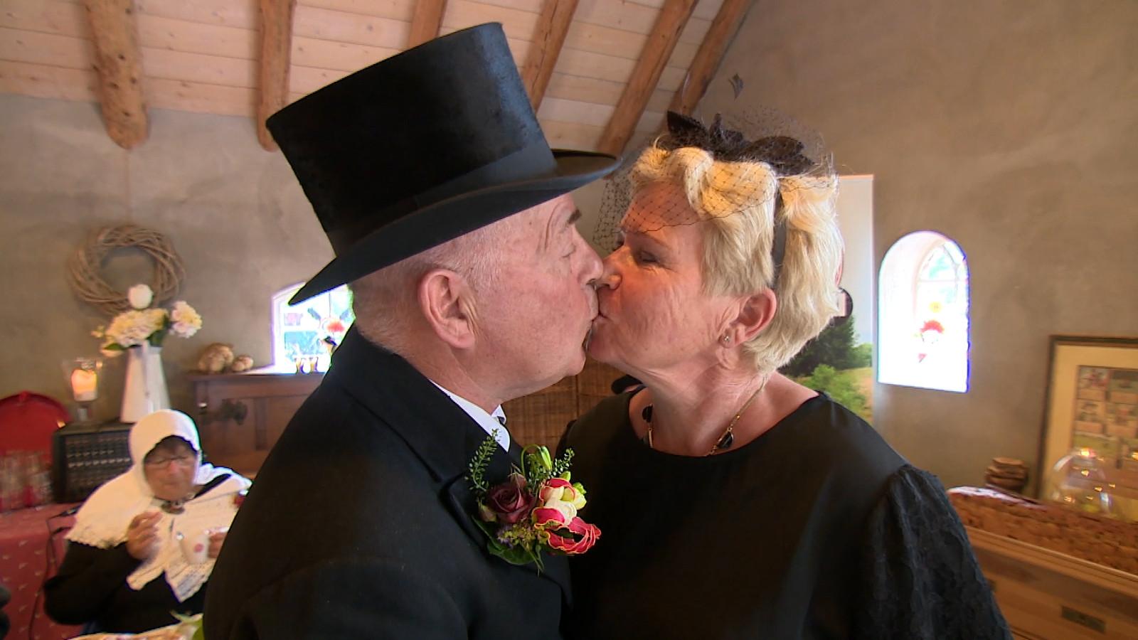André Driever en Ingrid Schwarz.