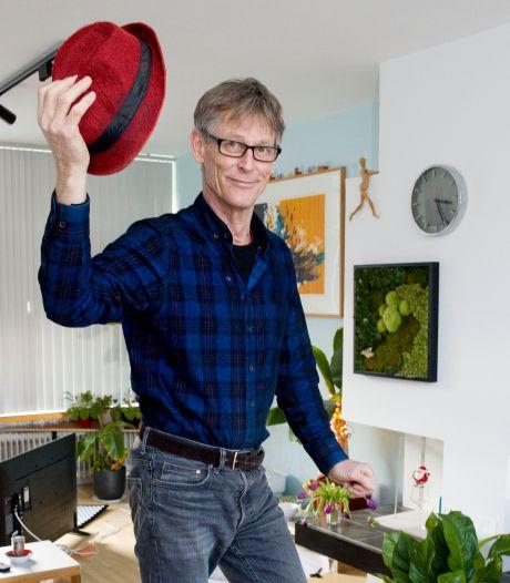 René bouwde zelf een sauna in de tuin: 'Kost 50 cent aan stroom voor twee uurtjes gebruik'